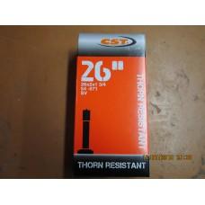 "Tube Jogger Thornproof 26''x 2"" x 1 3/4"" SV"