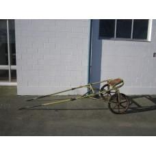 Wooden Work Cart