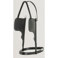 Winkers Full with Noseband Zilco Black