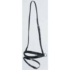 Boring Pole 3 Ring Caverson Zilco  Black