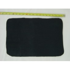 Bandage Pads 5mm Neoprene Black Pair