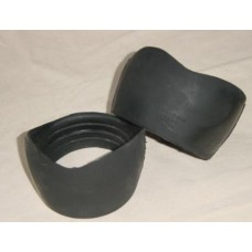 Front Italian Rubber Quarter Boots