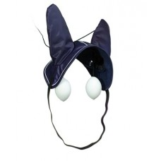 Ear Hood Removeable,Lined nylon.Foam Plugs